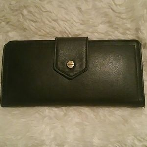 Antik Kraft black wallet